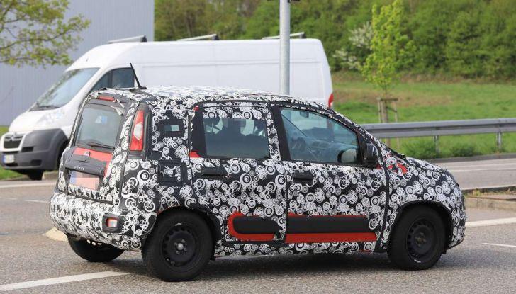 Fiat Panda a biometano, il long-test drive compie un anno - Foto 6 di 9