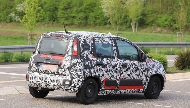Fiat Panda a biometano, il long-test drive compie un anno - Foto 7 di 9