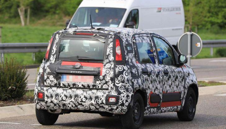 Fiat Panda a biometano, il long-test drive compie un anno - Foto 8 di 9