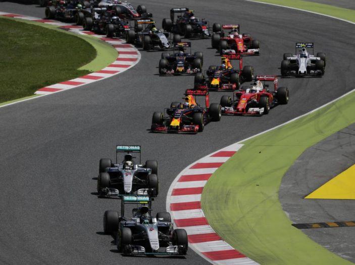Orari Formula 1 Gp di Catalunya, Spagna: Diretta Sky e Differita Rai - Foto 3 di 9