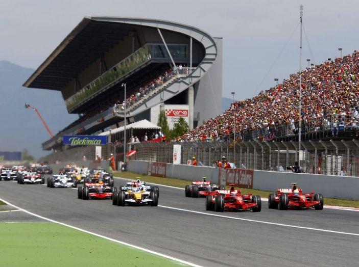Orari Formula 1 Gp di Catalunya, Spagna: Diretta Sky e Differita Rai - Foto 4 di 9
