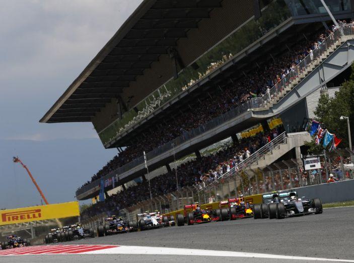 Orari Formula 1 Gp di Catalunya, Spagna: Diretta Sky e Differita Rai - Foto 5 di 9