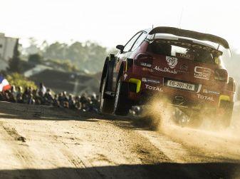 WRC Portogallo – Shakedown: in quarta posizione la C3 WRC di Meeke
