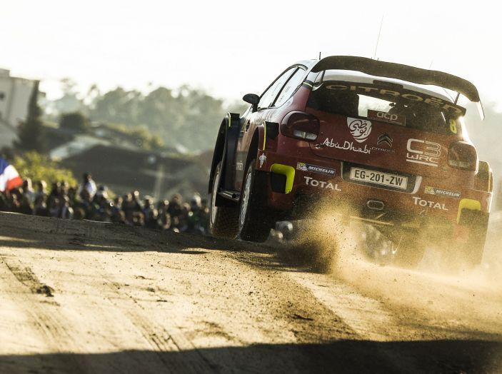 WRC Portogallo – Shakedown: in quarta posizione la C3 WRC di Meeke - Foto 1 di 4