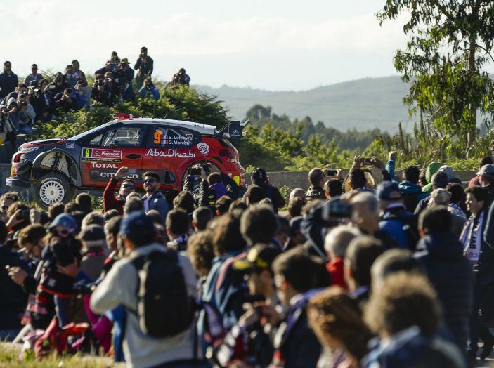 WRC Portogallo – Shakedown: in quarta posizione la C3 WRC di Meeke - Foto 4 di 4