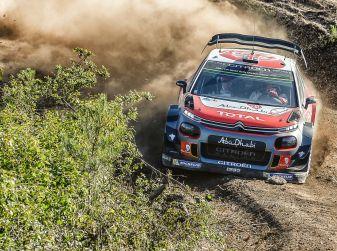 WRC Portogallo – Giorno 2: la C3 WRC di Craig Breen resta nella TOP 5