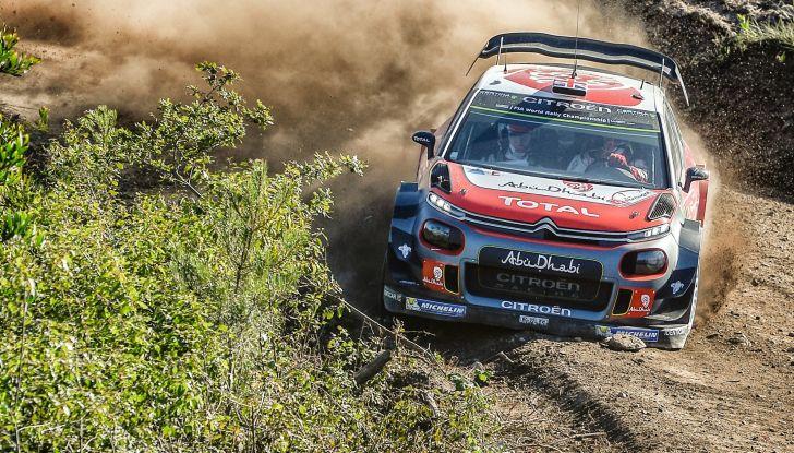 WRC Portogallo – Giorno 2: la C3 WRC di Craig Breen resta nella TOP 5 - Foto 1 di 5