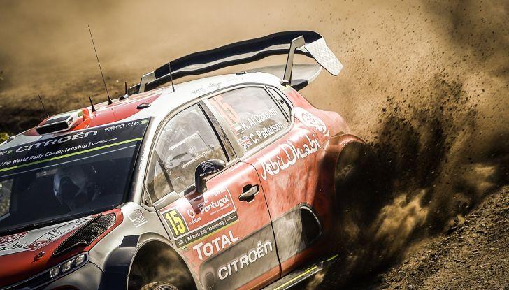 WRC Portogallo – Giorno 2: la C3 WRC di Craig Breen resta nella TOP 5 - Foto 3 di 5