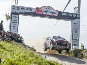 WRC Portogallo – Giorno 3: la C3 WRC di Breen chiude al quinto posto