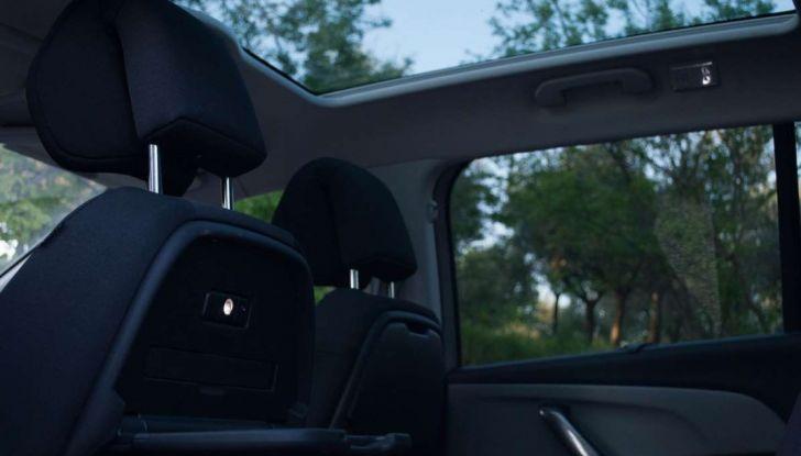 Citroën Grand C4 Picasso automatica : la nostra prova del Diesel da 120CV - Foto 34 di 37