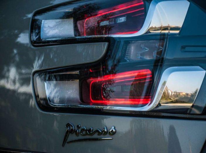 Citroën Grand C4 Picasso automatica : la nostra prova del Diesel da 120CV - Foto 37 di 37