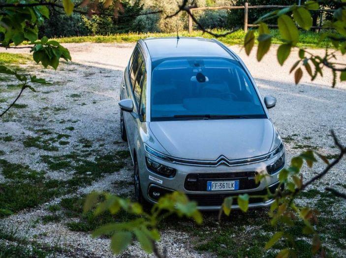Citroën Grand C4 Picasso automatica : la nostra prova del Diesel da 120CV - Foto 20 di 37