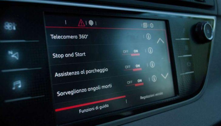 Citroën Grand C4 Picasso automatica : la nostra prova del Diesel da 120CV - Foto 21 di 37