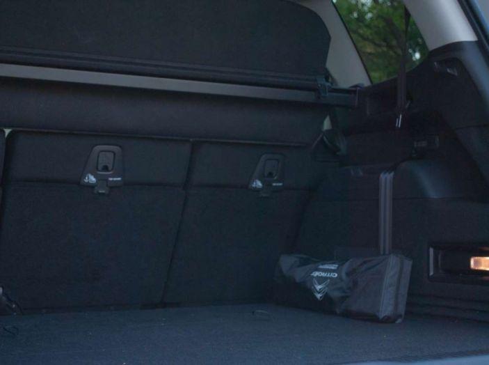 Citroën Grand C4 Picasso automatica : la nostra prova del Diesel da 120CV - Foto 23 di 37