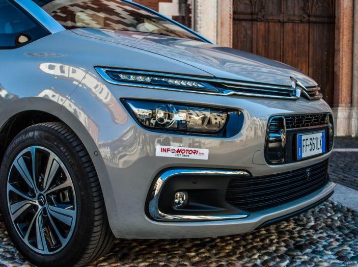 Citroën Grand C4 Picasso automatica : la nostra prova del Diesel da 120CV - Foto 5 di 37