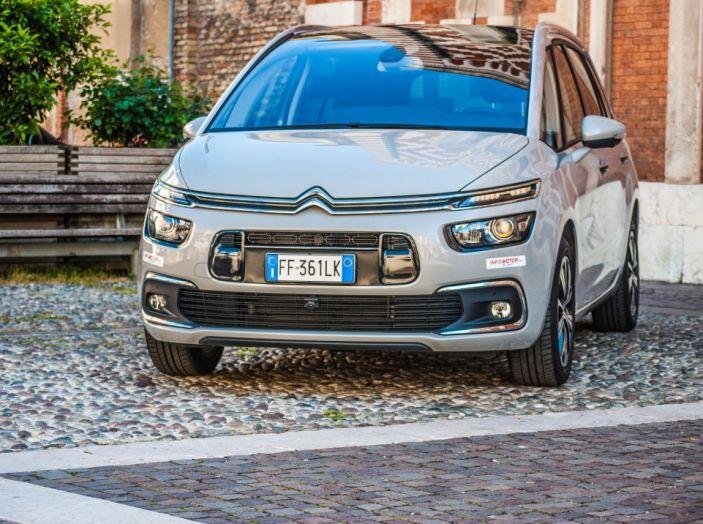 Citroën Grand C4 Picasso automatica : la nostra prova del Diesel da 120CV - Foto 3 di 37
