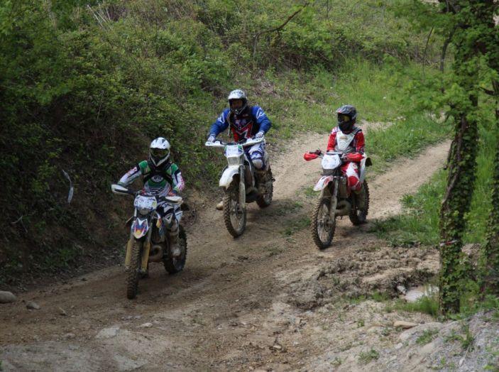 Parco Offroad il Poggiolo: mille ettari con Fattore Moto e Lucchinelli Experience - Foto 46 di 47