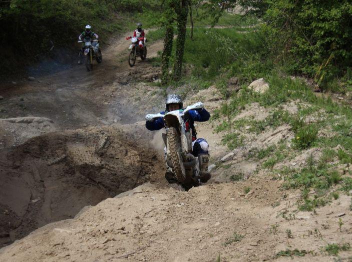 Parco Offroad il Poggiolo: mille ettari con Fattore Moto e Lucchinelli Experience - Foto 6 di 47