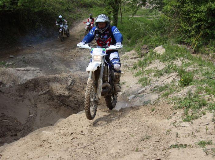 Parco Offroad il Poggiolo: mille ettari con Fattore Moto e Lucchinelli Experience - Foto 47 di 47