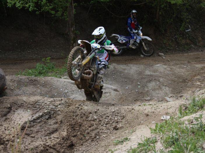 Parco Offroad il Poggiolo: mille ettari con Fattore Moto e Lucchinelli Experience - Foto 24 di 47