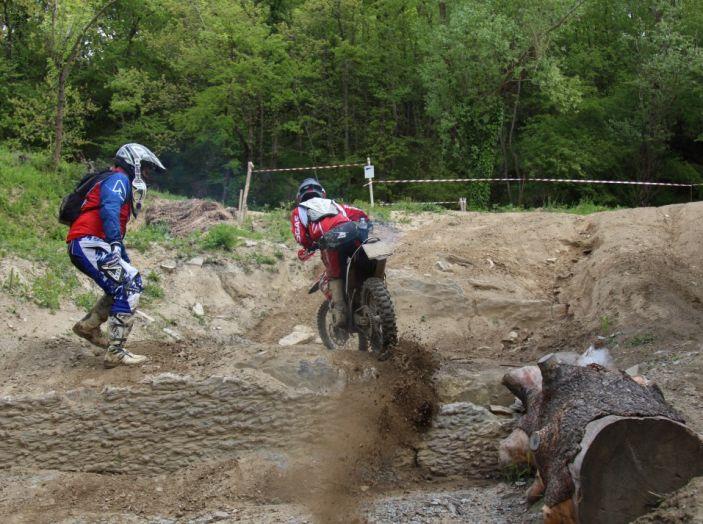 Parco Offroad il Poggiolo: mille ettari con Fattore Moto e Lucchinelli Experience - Foto 20 di 47