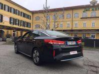 Kia Optima Plug-in Hybrid, prova su strada e impressioni di guida