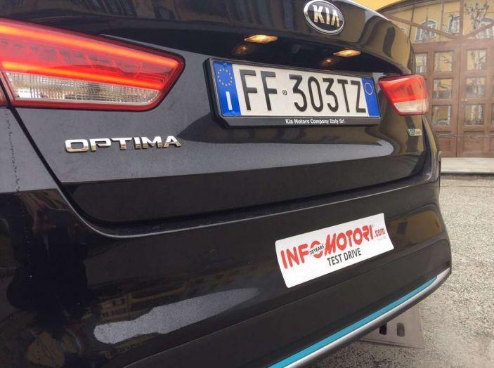 Kia Optima Plug-in Hybrid, prova su strada e impressioni di guida - Foto 16 di 22