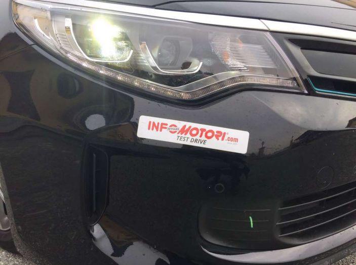 Kia Optima Plug-in Hybrid, prova su strada e impressioni di guida - Foto 17 di 22