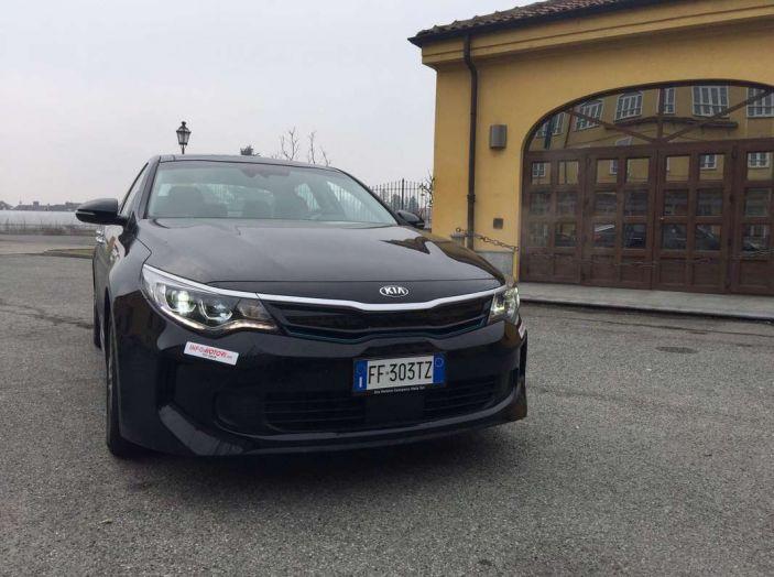 Kia Optima Plug-in Hybrid, prova su strada e impressioni di guida - Foto 2 di 22