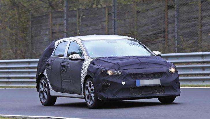 Kia cee'd, specifiche tecniche del modello 2018 - Foto 11 di 19