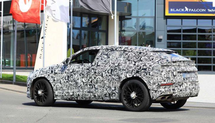 Lamborghini Urus, il SUV di lusso con V8 da 650 CV - Foto 15 di 41