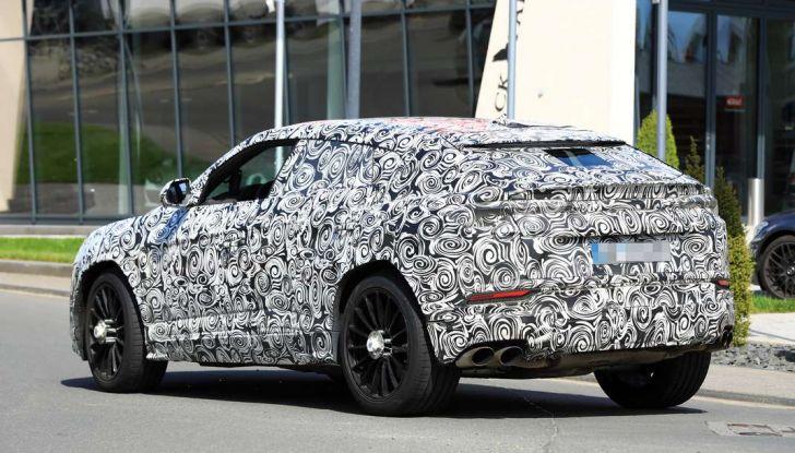 Lamborghini Urus, il SUV di lusso con V8 da 650 CV - Foto 16 di 41