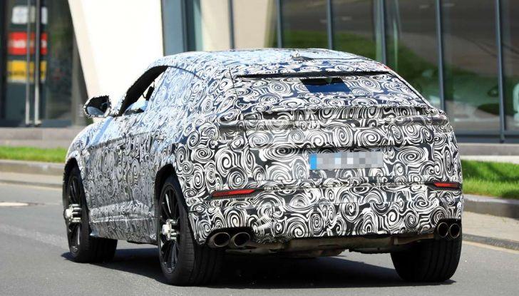 Lamborghini Urus, il SUV di lusso con V8 da 650 CV - Foto 17 di 41