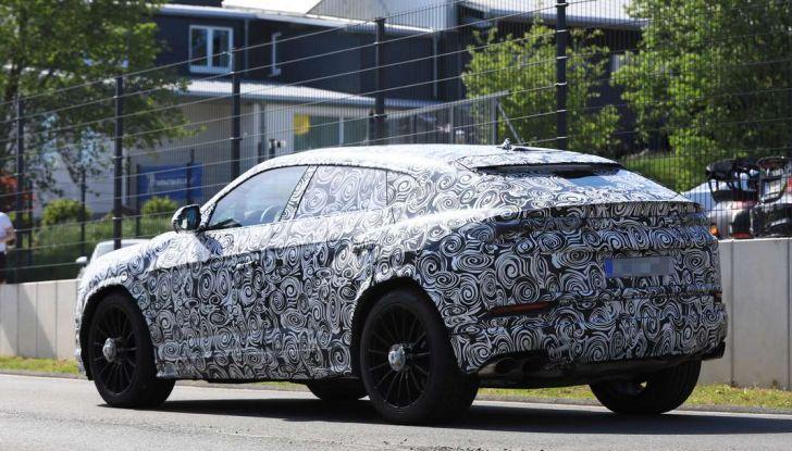 Lamborghini Urus, il SUV di lusso con V8 da 650 CV - Foto 23 di 41