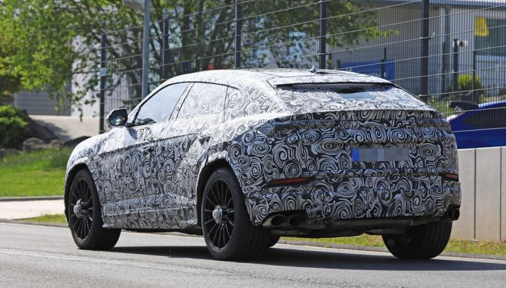 Lamborghini Urus, il SUV di lusso con V8 da 650 CV - Foto 24 di 41
