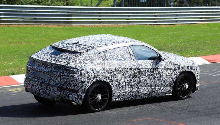 Lamborghini Urus, il SUV di lusso con V8 da 650 CV - Foto 29 di 41