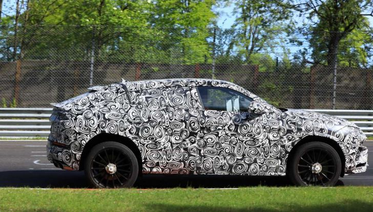 Lamborghini Urus, il SUV di lusso con V8 da 650 CV - Foto 35 di 41