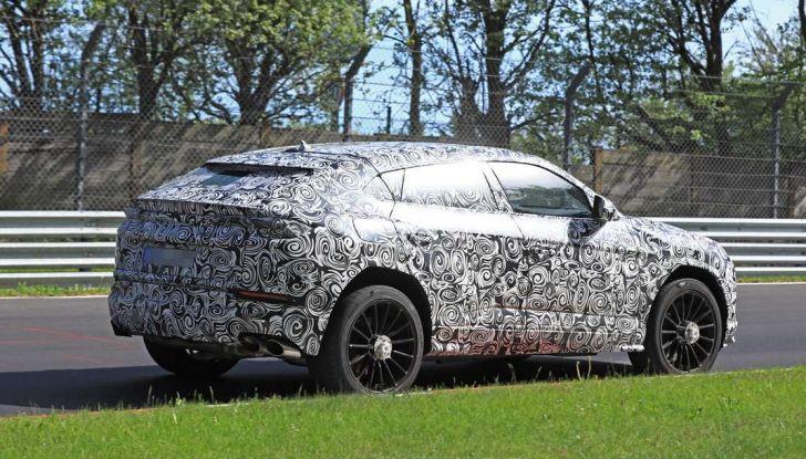 Lamborghini Urus, il SUV di lusso con V8 da 650 CV - Foto 36 di 41
