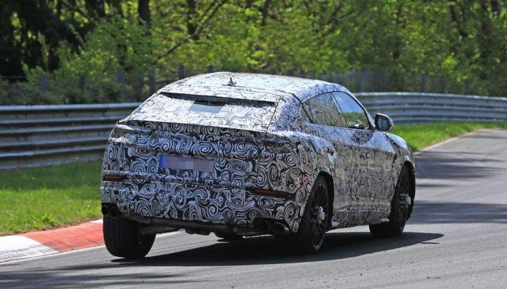 Lamborghini Urus, il SUV di lusso con V8 da 650 CV - Foto 6 di 41