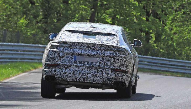 Lamborghini Urus, il SUV sportivo si scatena tra le sabbie delle dune - Foto 7 di 41