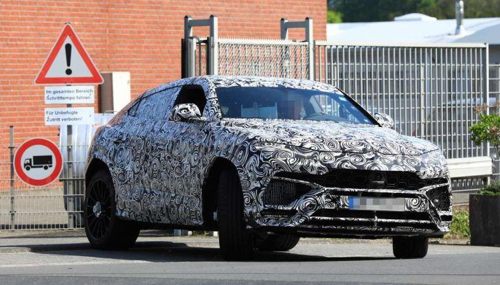 Lamborghini Urus, il SUV di lusso con V8 da 650 CV - Foto 9 di 41