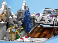 Lancia Delta S4 in LEGO, al via il progetto