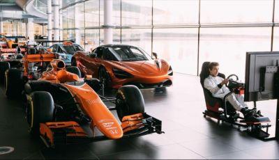 Lavoro da Gamer: su PC e Console con il team McLaren Honda Formula 1