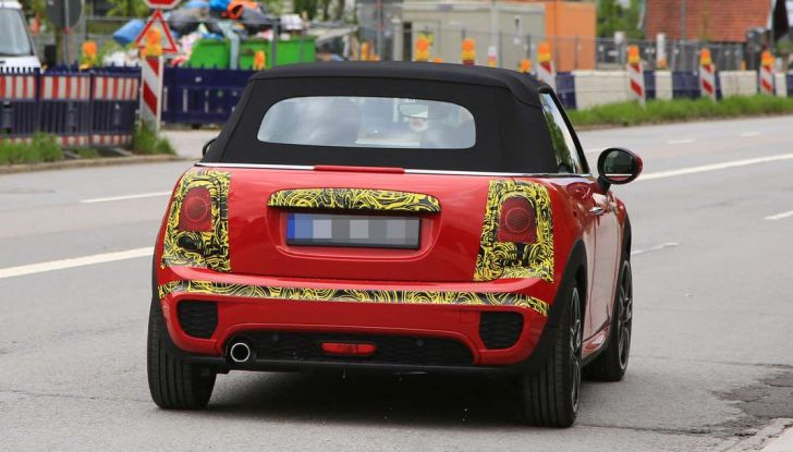 MINI Cooper S Cabrio Facelift 2018, dettagli e novità - Foto 6 di 12