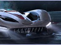 Maserati del futuro, l'hypercar in onore di Lionel Messi