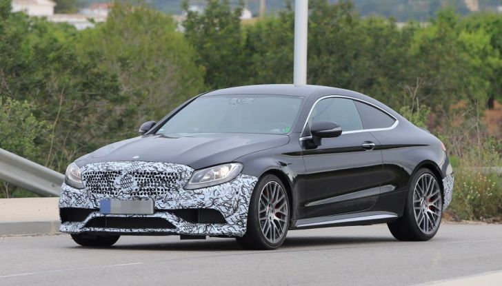 Mercedes AMG C63 Coupé 2018, pronti all'evoluzione - Foto 9 di 9