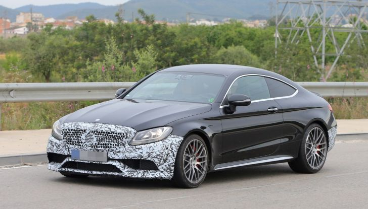Mercedes AMG C63 Coupé 2018, pronti all'evoluzione - Foto 1 di 9