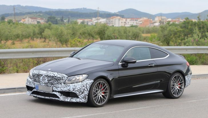 Mercedes AMG C63 Coupé 2018, pronti all'evoluzione - Foto 5 di 9