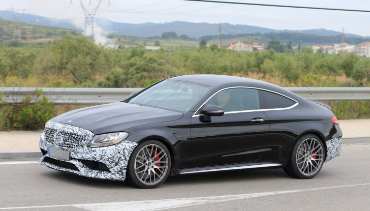 Mercedes AMG C63 Coupé 2018, pronti all'evoluzione - Foto 6 di 9