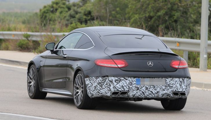 Mercedes AMG C63 Coupé 2018, pronti all'evoluzione - Foto 2 di 9